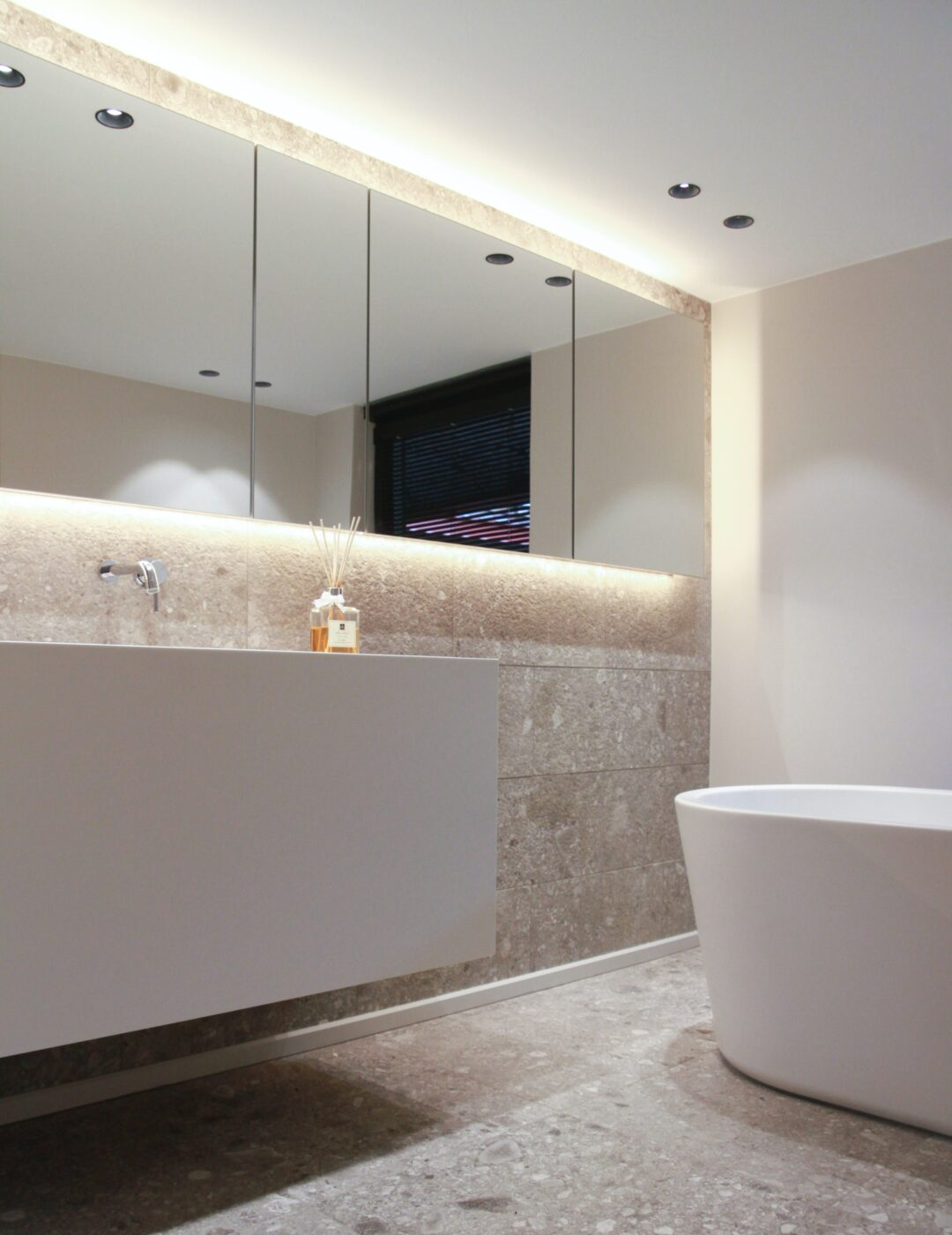 Upgrade Your Bathroom Lighting in Brisbane today. Contact Allyn White Electrical for more information.